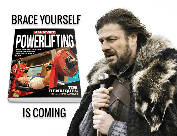 all about powerlifting is coming