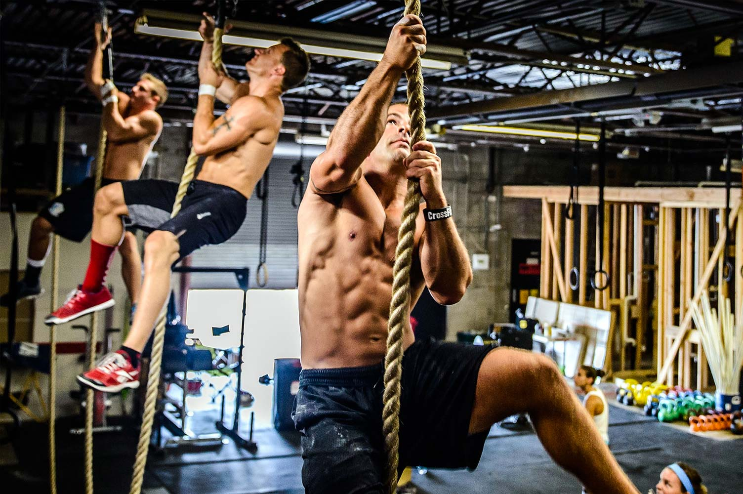 Combination Training: CrossFit and Powerlifting - All About powerlifting