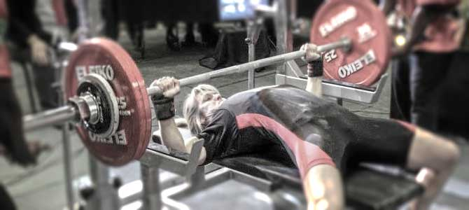 What the Competition Lifts Look Like – The Bench Press