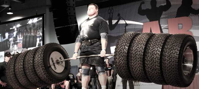 What the Competition Lifts Look Like – The Deadlift