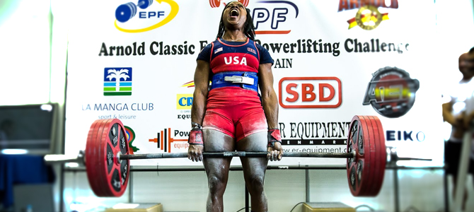 Powerlifting for Women