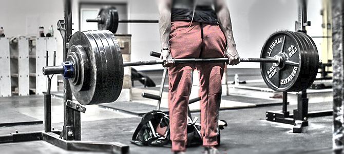 So You Wanna Be a Powerlifter?