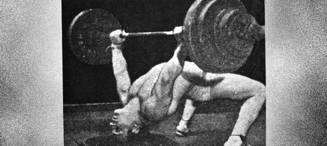 I've been wrong all this time, my powerlifting epiphany